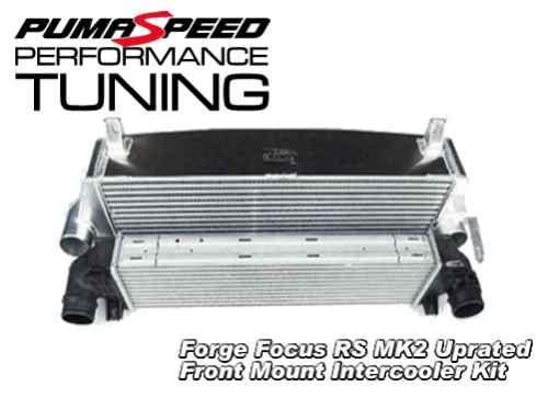 Forge Focus RS intercooler