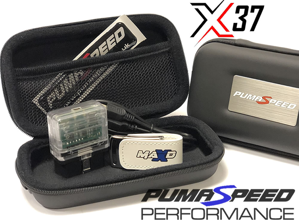 MAXD Tuning Box Fiesta Ecoboost X37 Hybrid Turbo