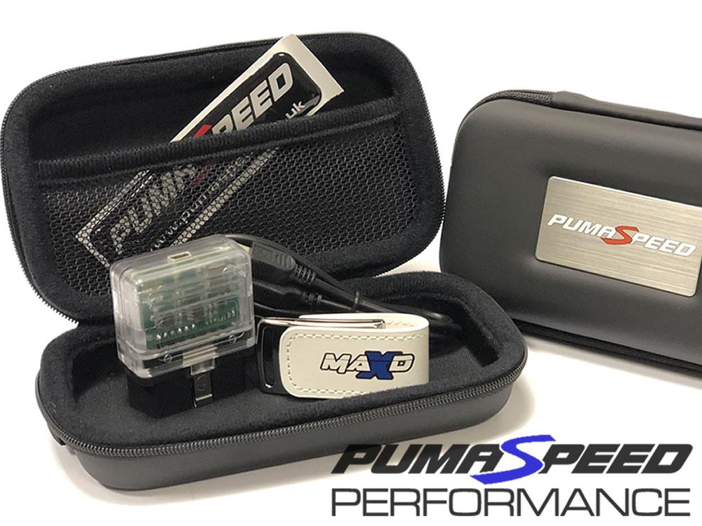 MAXD Tuning Box Fiesta ST180 Stage 1R