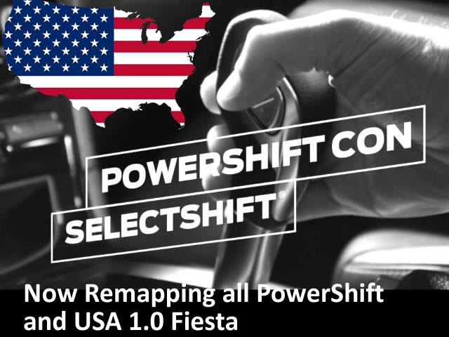 MAXD Remapping Powershift Fiesta 1.0 EcoBoost