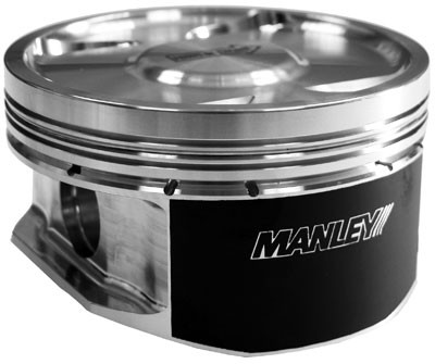 2.3 Ecoboost Manley Forged Pistons