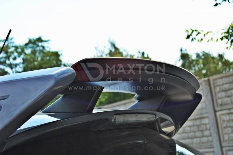 Maxton Design Rear Spoiler Cap