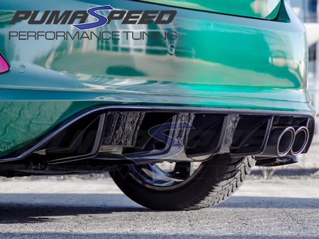 Fiesta Mk8 ST Maxton Rear Diffuser