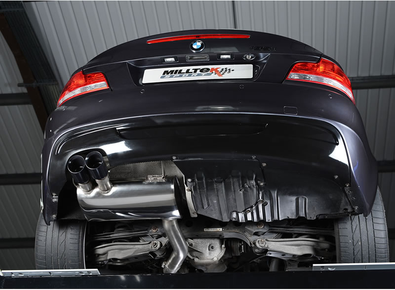 Milltek Sport Exhaust Bmw 1 Series 135i Coup 233 E82 And