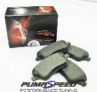 Mintex M1144 Fiesta ST180 Front Pads