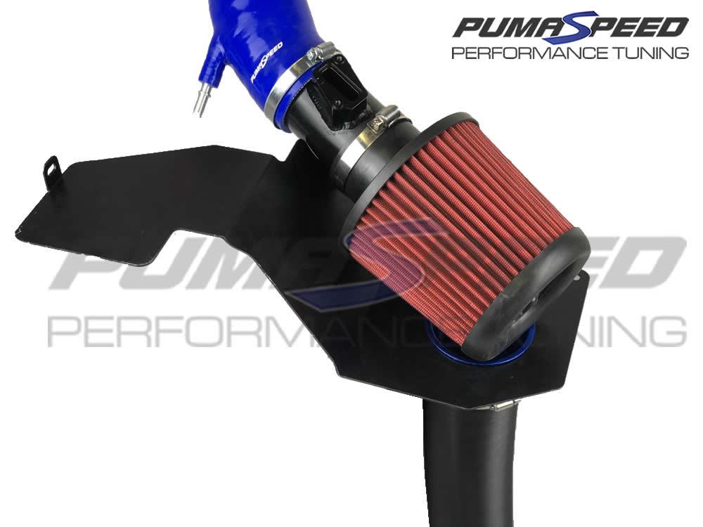 MK7 Ford Fiesta 1.0 EcoBoost induction Turbo tuyaux-Noir Kit Flexible