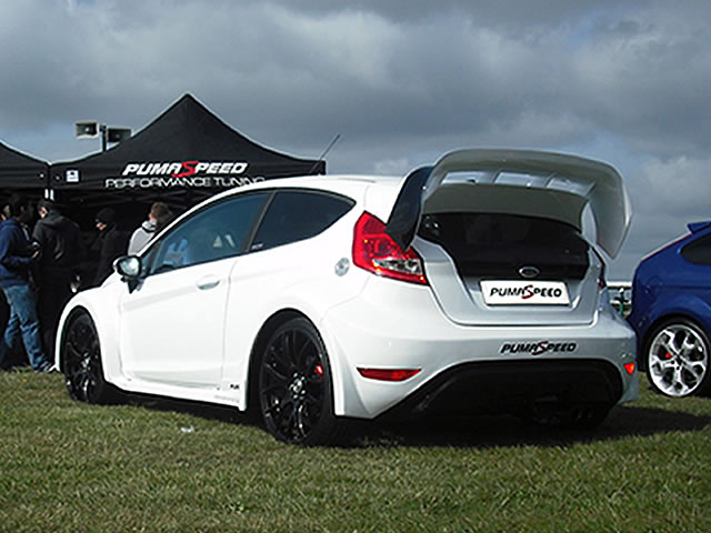 Pumaspeed - Number 1 Independant Ford Tuning Specialist