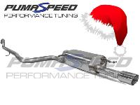 *XMAS SPECIAL* Scorpion Fiesta Mk8 1.0 Ecoboost Cat Back Exhaust Non Resonated