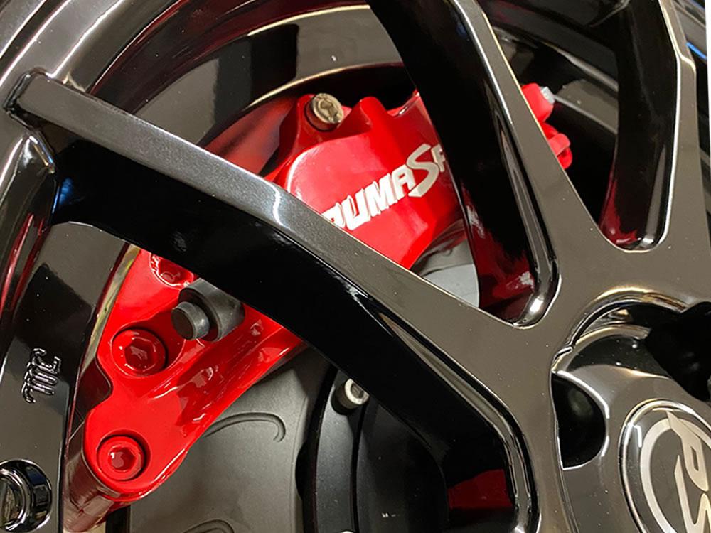Mugello wheels pumaspeed big brake kit 330mm
