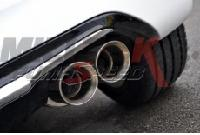 Cat-back with Twin 80mm GT80 tailpipe (SSXPE107)