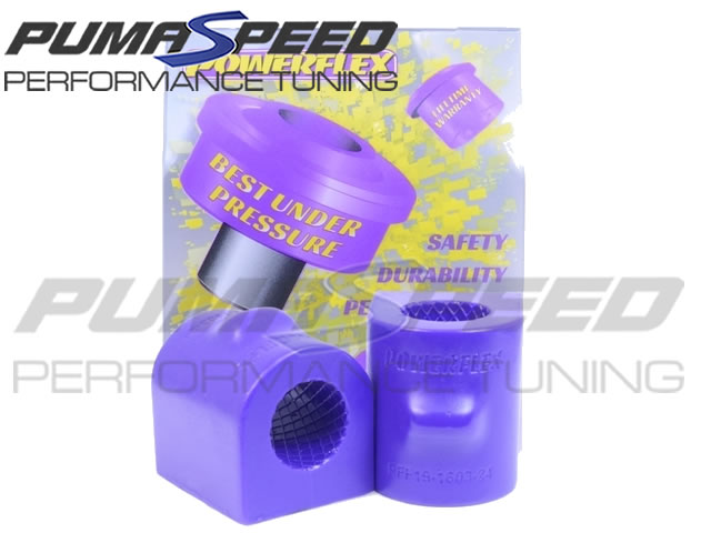 Powerflex Focus RS Mk3 Front Anti Roll Bar To Chassis Bush 24mm