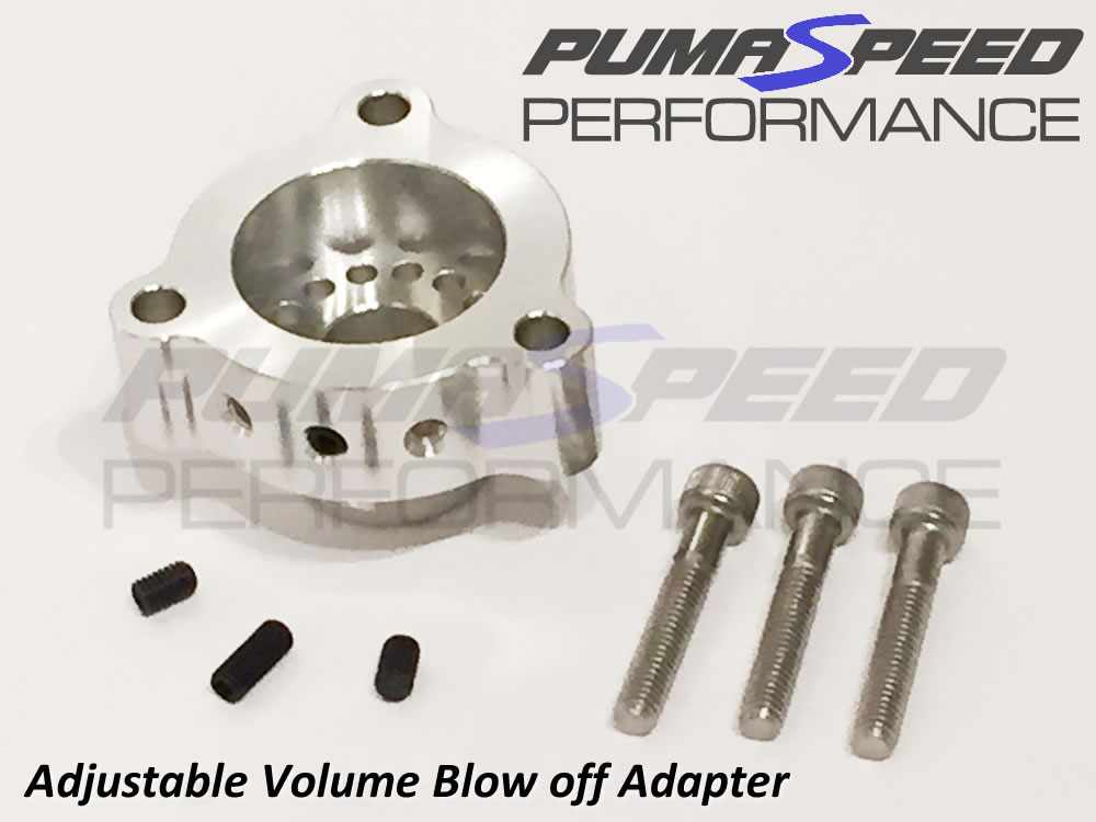 Pumaspeed Adjustable Blow Off Adapter