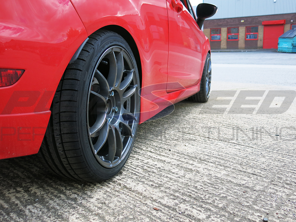 Pumaspeed Fiesta ST180 GramLights Alloy Wheels 17x7.5J 4x108 et35
