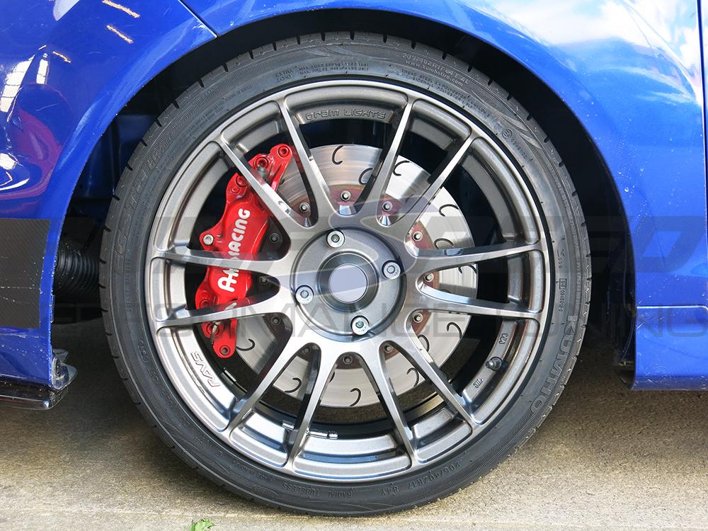 Pumaspeed Fiesta ST180 GramLights Alloy Wheels 17x7.5J 4x108 et35