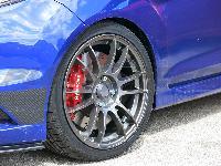 Pumaspeed Fiesta MK8 TrackLite Alloy Wheels 17x7.5J 4x108 et35