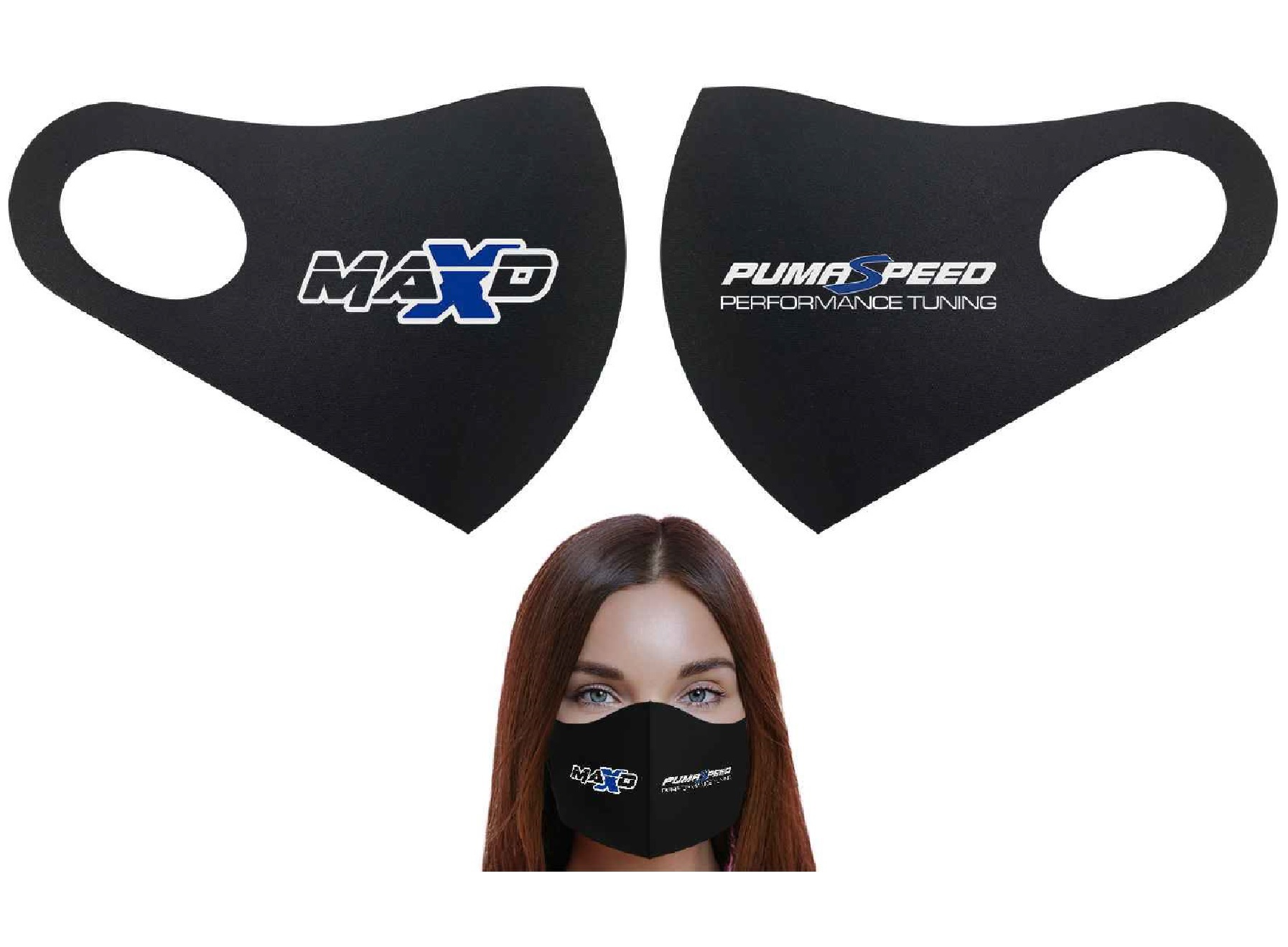 Pumaspeed MAXD Facemask