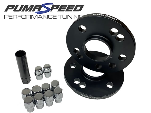 Pumaspeed Racing 12mm 5x108 Ford Wheel Spacers
