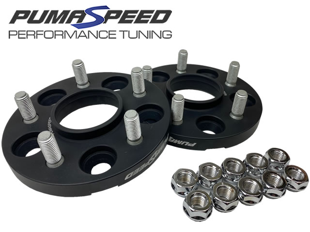 Pumaspeed Racing 15mm 5x108 Ford Wheel Spacers