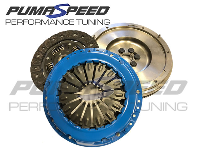 Pumaspeed Racing Fiesta ST200 Plus Uprated Clutch & Flywheel Kit