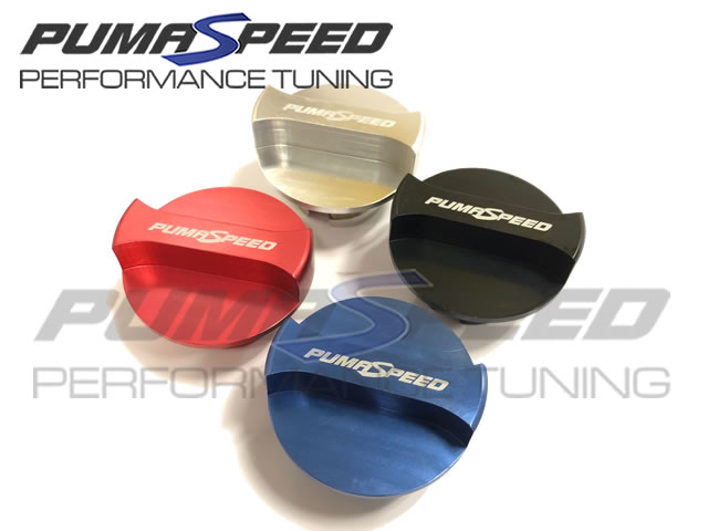 Pumaspeed Racing Billet Oil Filler Cap