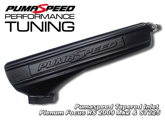 Pumaspeed Tapered Inlet Plenum Focus RS 2009 Mk2 & ST225