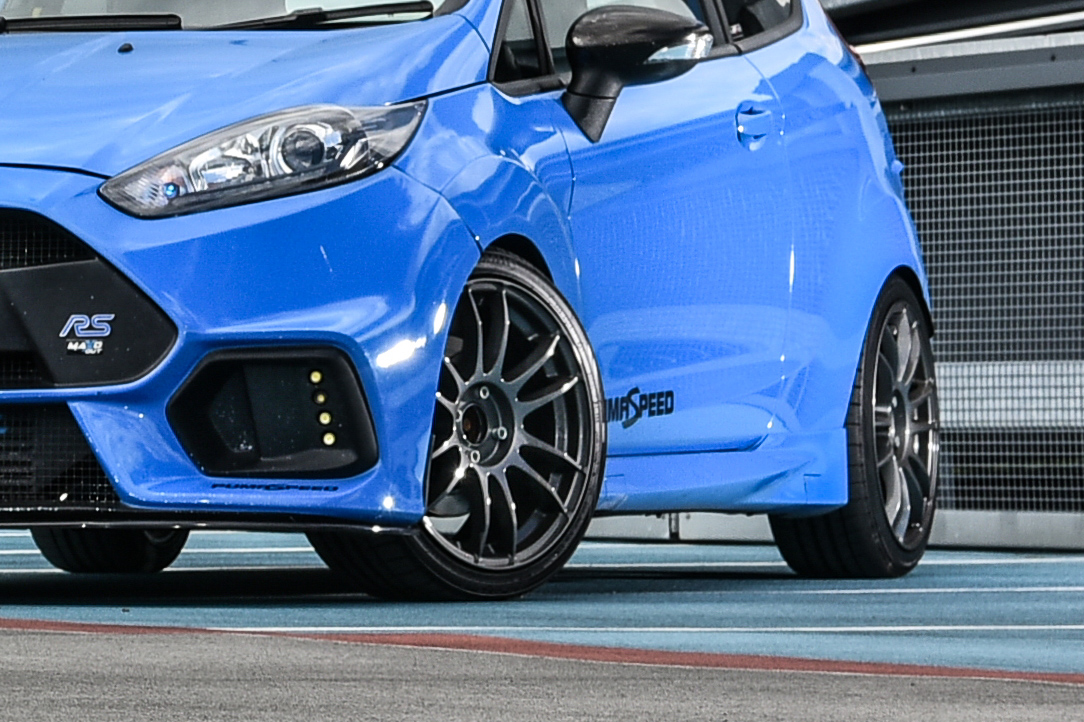 Pumaspeed Fiesta ST180 TrackLite Alloy Wheels 17x7.5J ...