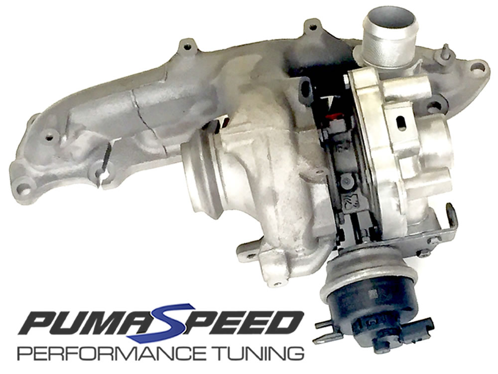 Pumaspeed X-37 Hybrid Turbo Focus Diesel 2.0