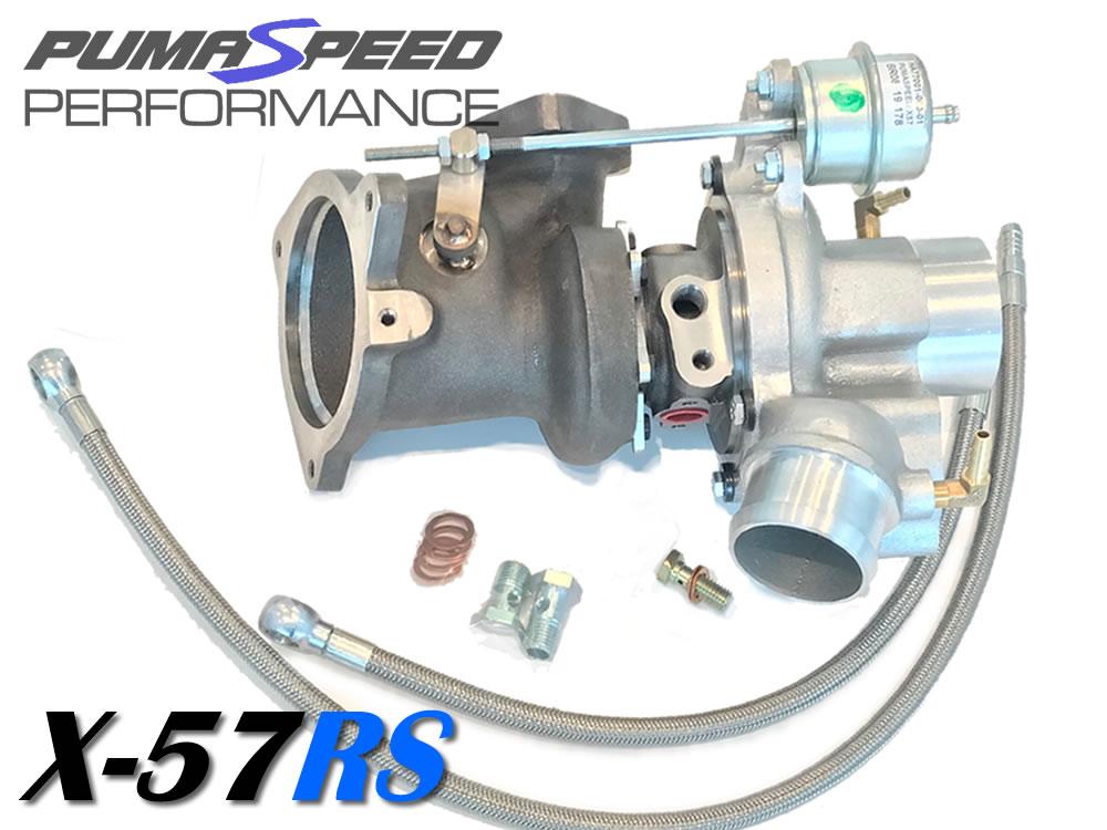 Pumaspeed X57RS K16 turbo