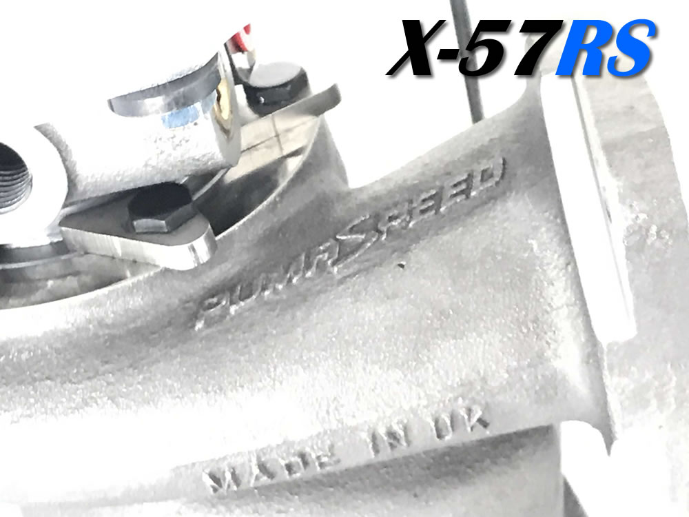 Pumaspeed X57R Turbo Fista ST 180- Made in Emgland