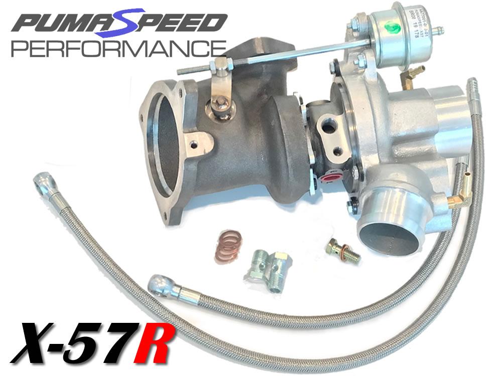 Pumaspeed X57R Turbo Fista ST 180