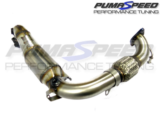 milltek sport fiesta mk8 1 0 ecoboost large bore downpipe. Black Bedroom Furniture Sets. Home Design Ideas