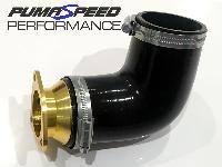 Brand New - Pumaspeed Racing Billet CNC Turbo Inlet