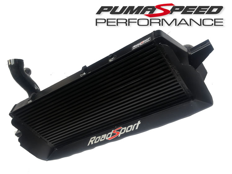 Pumaspeed Roadsport RS style Stage 3 Large bore 60mm Focus ST225 Intercooler and pipe kit