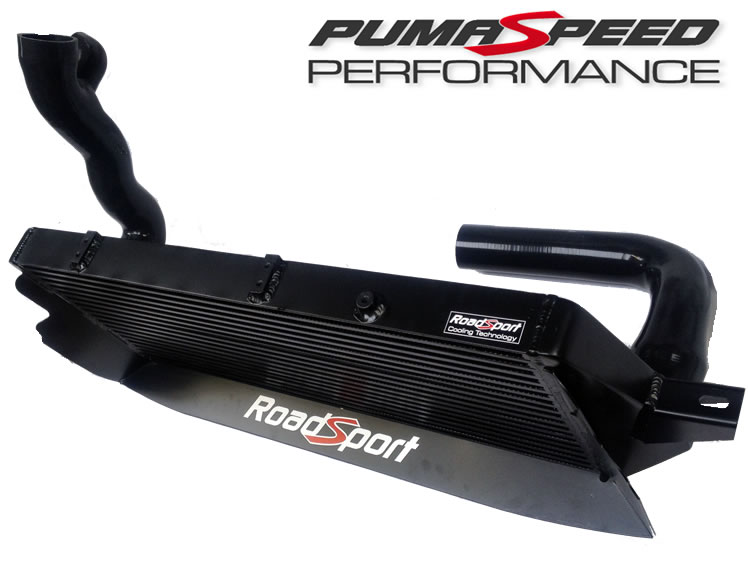 Pumaspeed Roadsport RS Style Stage 3 Large Bore 60mm Focus ST225 Intercooler kit