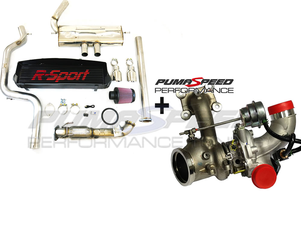 ST250 350 bhp upgrade by Pumaspeed
