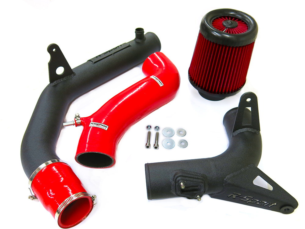 Fiesta St180 Stage 3 Induction Kit