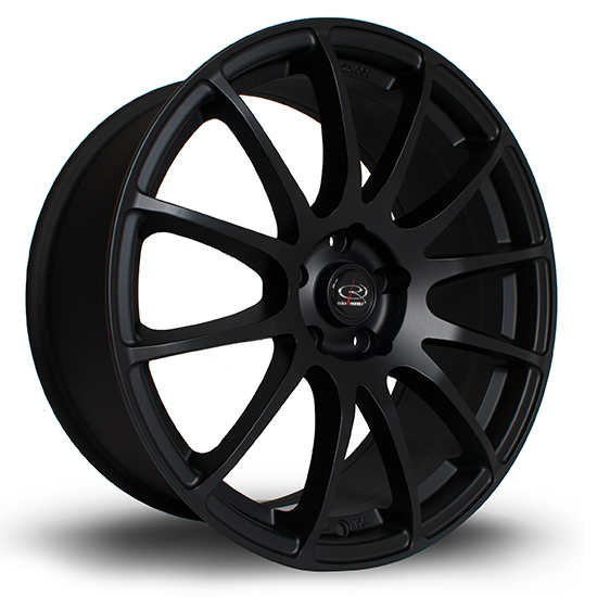 Rota PWR Flat Black