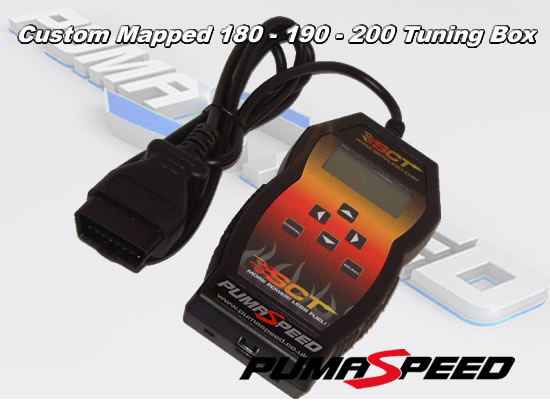 SF3 /X3 handheld OB ford tuning box for ST Fiesta with 180 190 200 mappings by pumaspeed