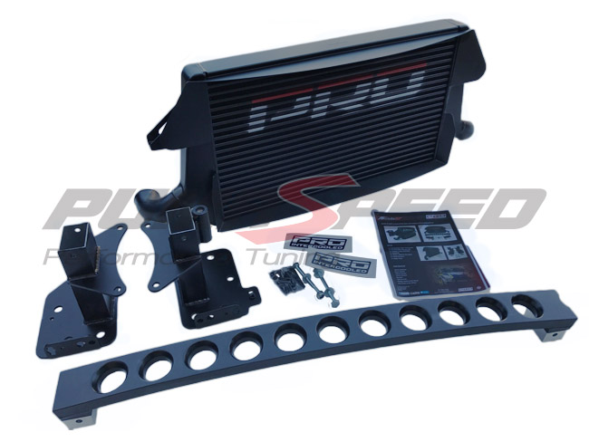 Fiesta ST180 EcoBoost Race Intercooler and Crash Bar by Pro Alloy