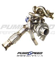 Fiesta ST Dominator GTX2867R External Wastegate Turbo Kit