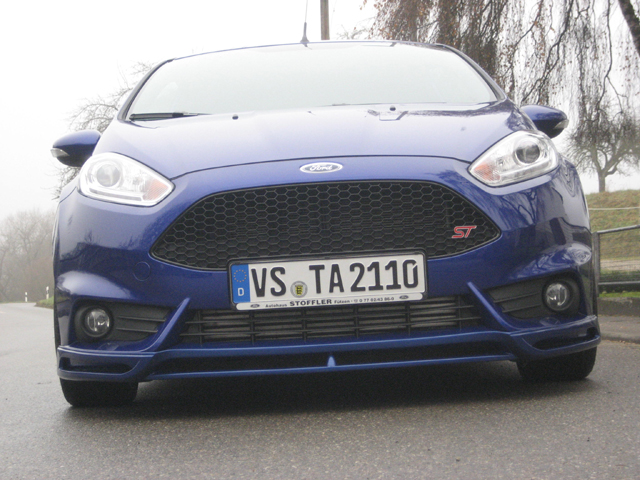 fiesta st180 front valance by stoffler fiesta st 180 1 6 ecoboost body kits and panels. Black Bedroom Furniture Sets. Home Design Ideas