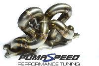Pumaspeed V Series Quickspool Fiesta ST180 GT28 Tubular Manifold