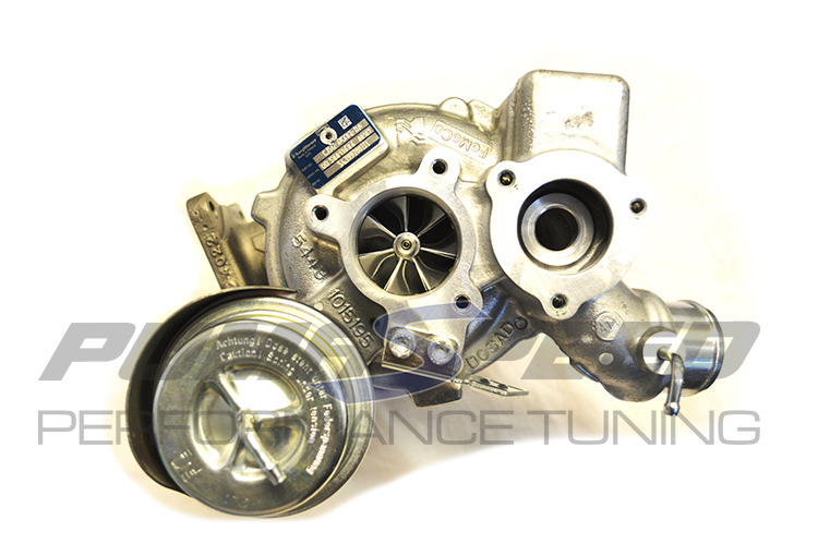 ST180  X-27  Billet 7 Blade Hybrid   Turbocharger