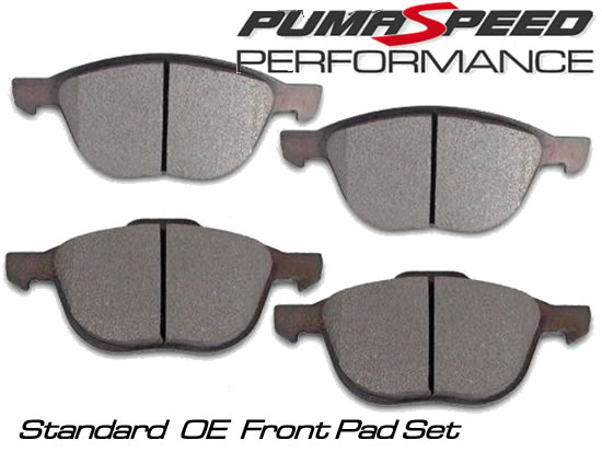 Standard OE Replacement Front Pad Set - ST150 and ST170