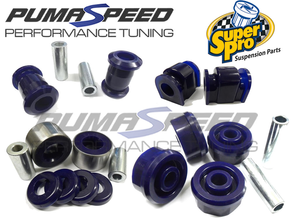 SuperPro Fiesta ST180 Full Bush Kit KIT5382K