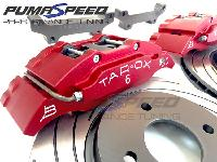 Fiesta ST180 Tarox Brake Caliper kit 300mm