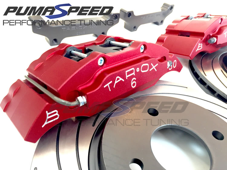 Tarox Brake Kit Fiesta Mk7 300mm