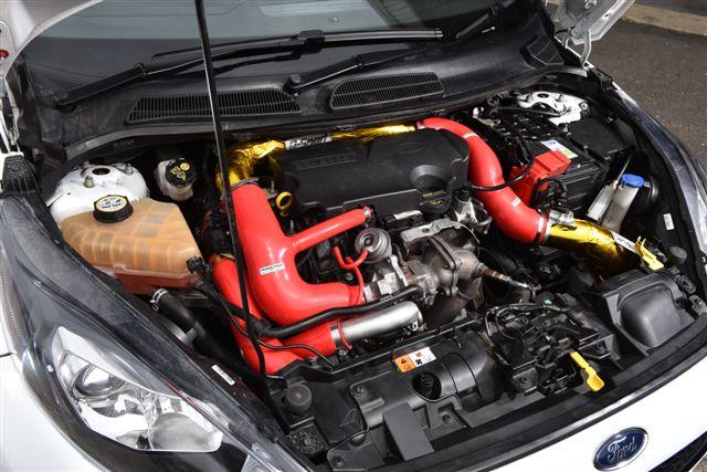 The 205 bhp tiny Titan 1.0 EcoBoost Fiesta
