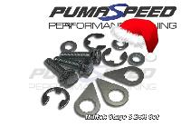 Xmas Offer Turbo to Downpipe Locking Fasteners - Suits RS and ST225