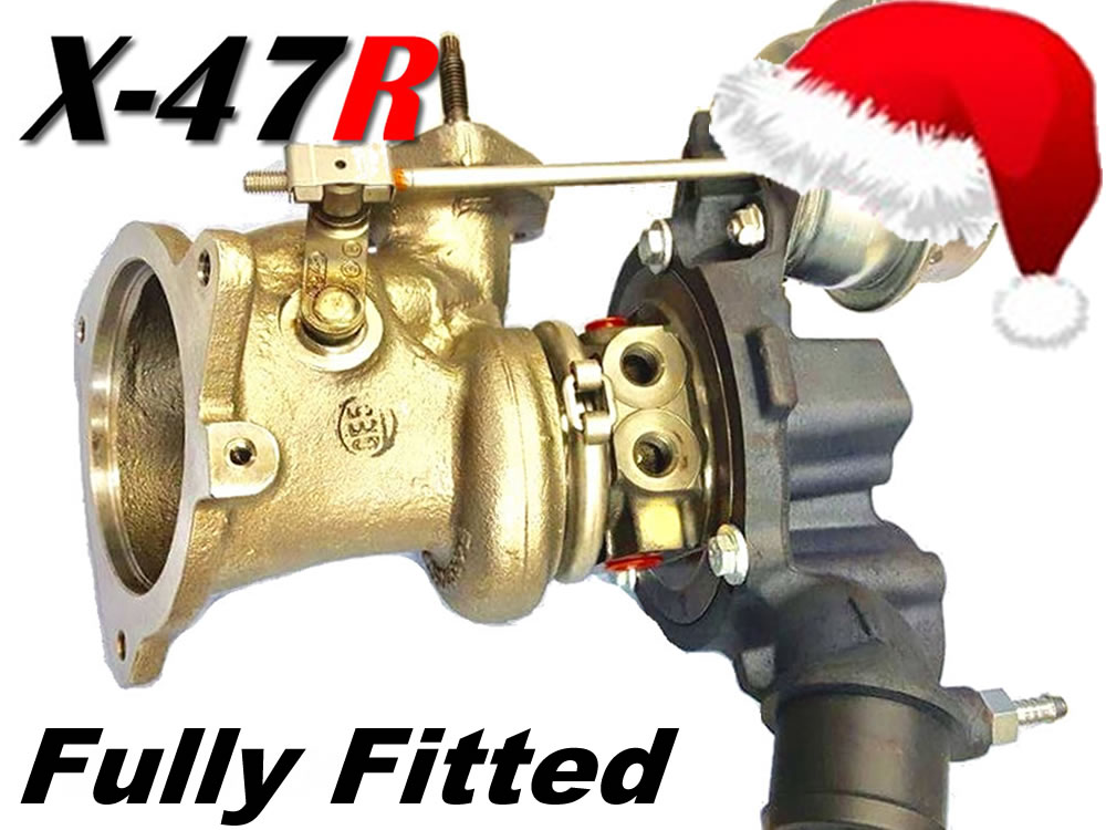 Xmas Special Fiesta ST X-47 Hybrid Turbo Fully Fitted